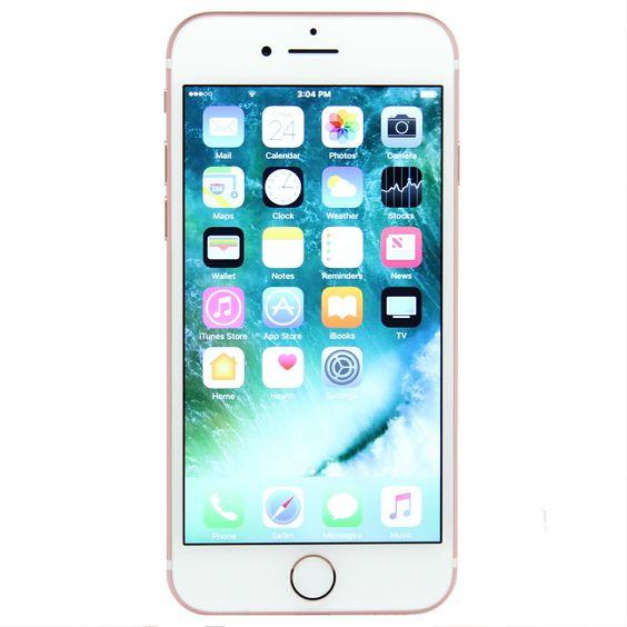 Apple Iphone 7 32gb In 2020 Apple Iphone Gsm Smartphone Iphone 7