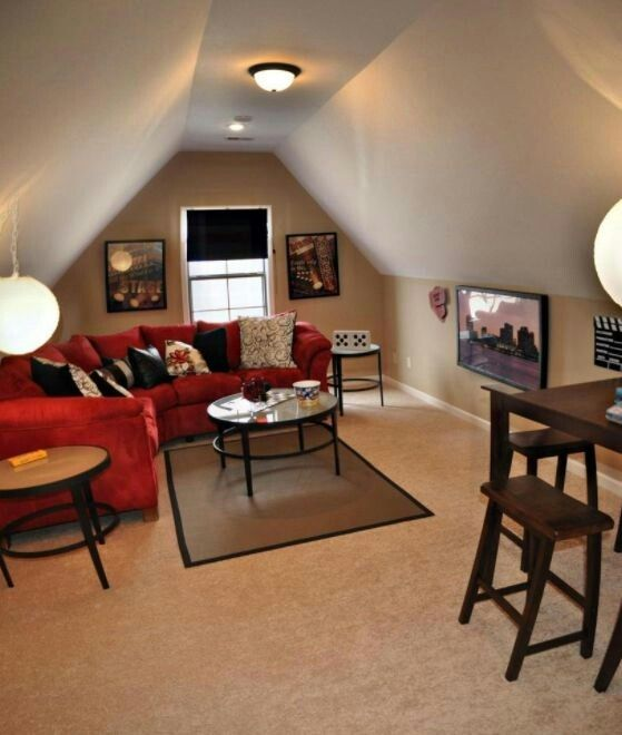 Pin By Atlanta Powell On House Renovations Bonus Room Decorating