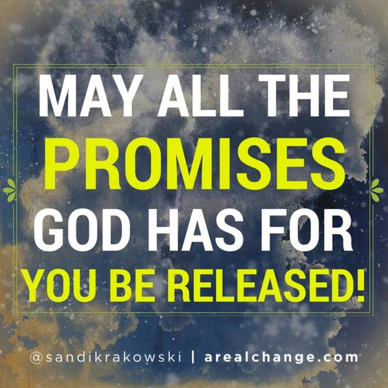I believe in the visions, dreams & promises God has spoken over your life! They all end in YES & amen!