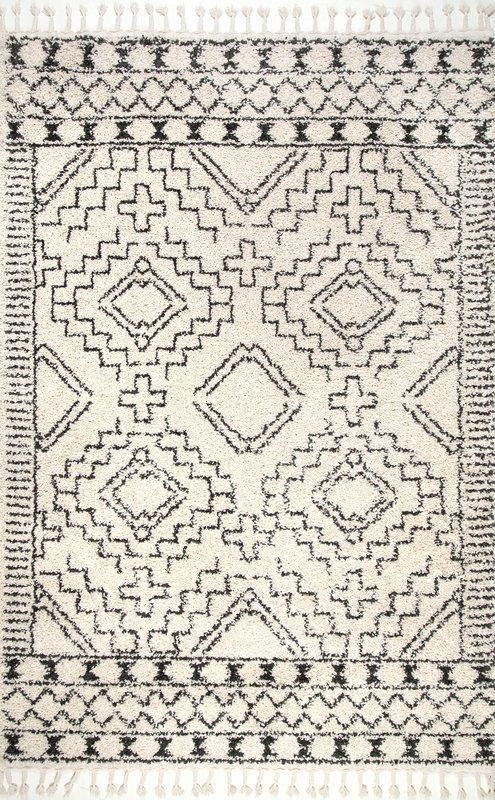 Lederer Off White Area Rug With Images Square Rugs Rugs Usa