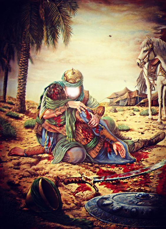The Martyrdom of Ali Akhbar (AS), eldest son of Imam Hussain (AS)