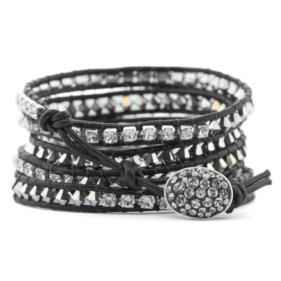 Time to Sparkle Bracelet | Fusion Beads Inspiration Gallery | DIY Jewelry