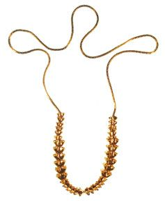 AESA  Little Laurels Necklace