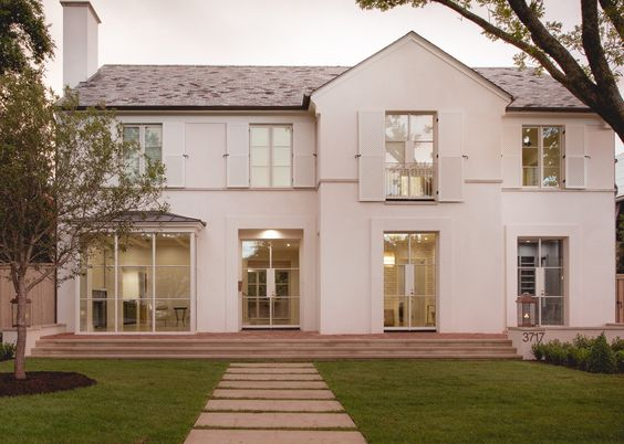 3717 Marquette | Coats Homes | Highland Park, TX