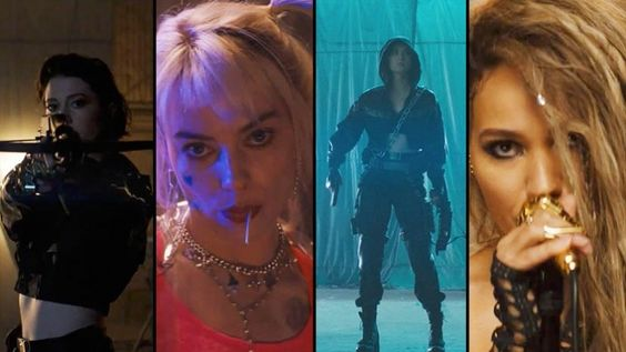 Birds of Prey starring Margot Robbie