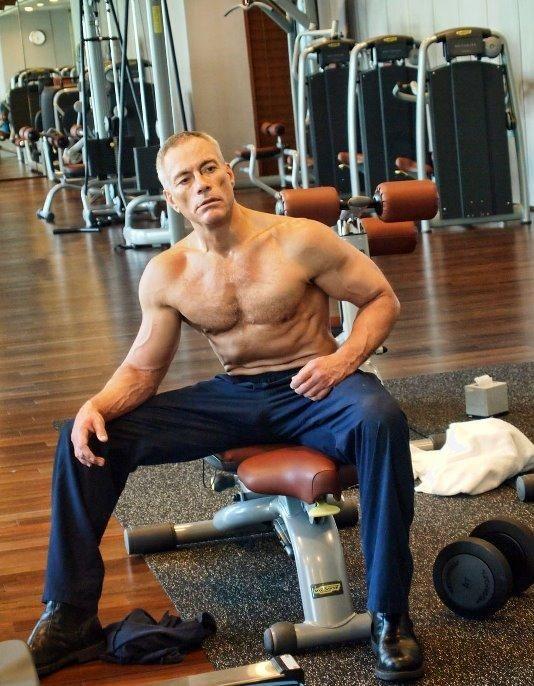 Van Damme dating historie