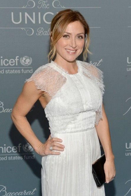 Sasha Alexander At Unicef Ball Presented By Baccarat At Regent Beverly Wilshire Hotel
