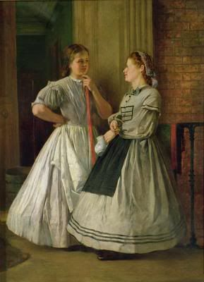"""Maids of All Work"" by John Finnie, 1865:"
