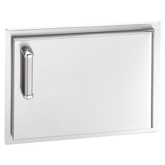 Fire Magic 43914-SR Single Access Door - 14 x 20 - Right Hinge - 43914-SR