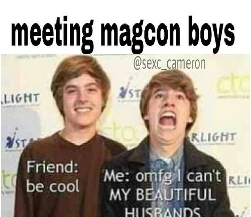 Magcon so true and haha on pinterest
