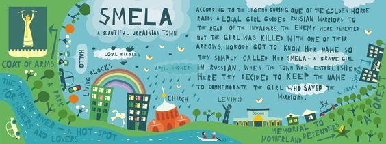 Smela, Ukraine
