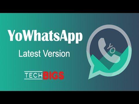 Yowhatsapp V8 Apk Update Download (anti-ban Latest Version)