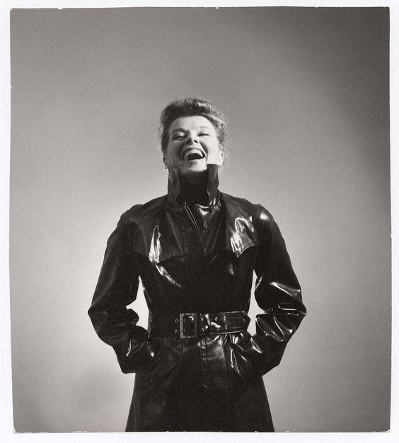 Katharine Hapburn 1960 by Cecil Beaton