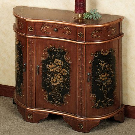 Kendra Floral Storage Cabinet