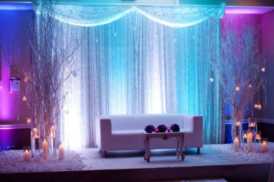 Wedding Stage, Backdrops And Receptions On Pinterest