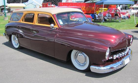 Mercury Woody Wagon 1950_2