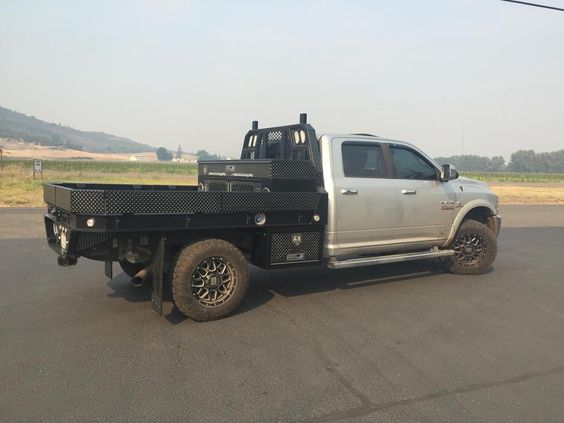 Gallery Pickup Truck Aluminum Flatbeds Highway