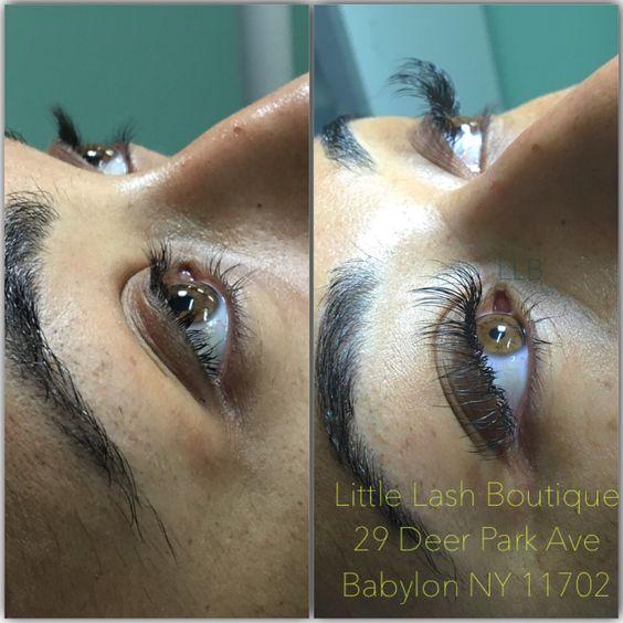 Long Island Eyelashes Eyelashesli On Pinterest