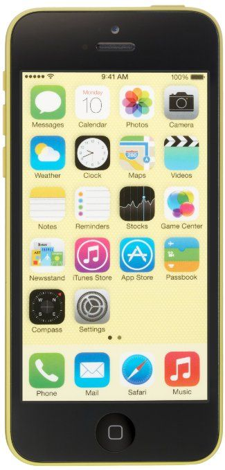 nice Apple IPhone Unlocked | Apple iPhone 5c 16GB (Yellow) - Unlocked