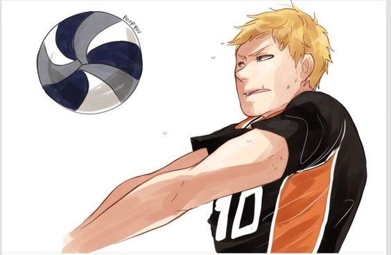 Volleyball jason