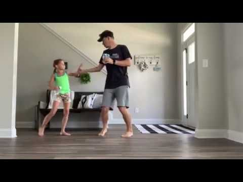 Daddy Daughter Git Up Challenge Youtube Dad And Daughter Dance Daddy Daughter Dance Steps