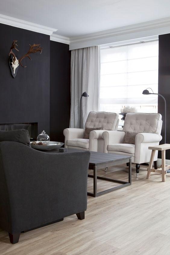 Wit saai integendeel wit is een prachtige neutrale kleur for Lichte kleuren interieur