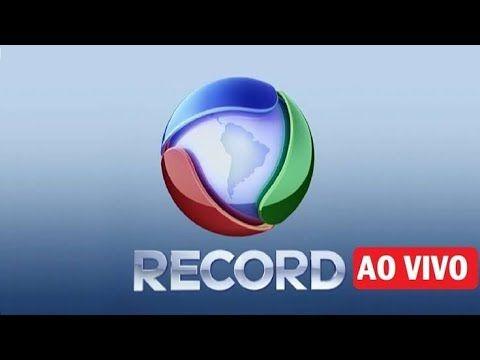 Record Tv Ao Vivo Youtube Rede Record Tv Channel Logo