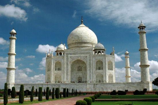 Taj Mahal by flickmor