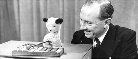 Sooty's fame goes all the way back to 1948 when Harry Corbett, an engineer from Horton in Bradford, was on holiday in Blackpool.