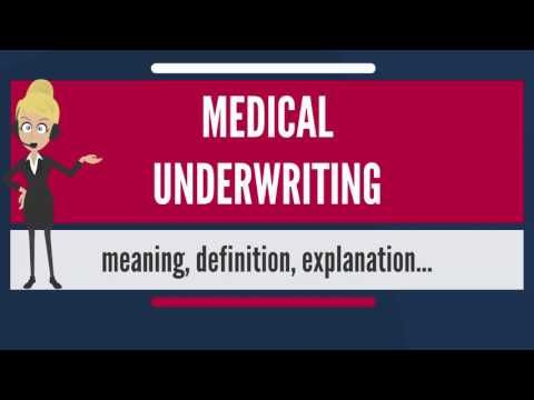 Which Is True Regarding Obtaining Underwriting Sources
