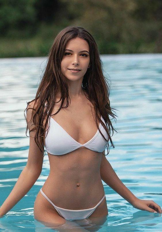 Details about  /Victoria/'s Secret swim suit The Reversible Teeny Bikini /& Triangle Top