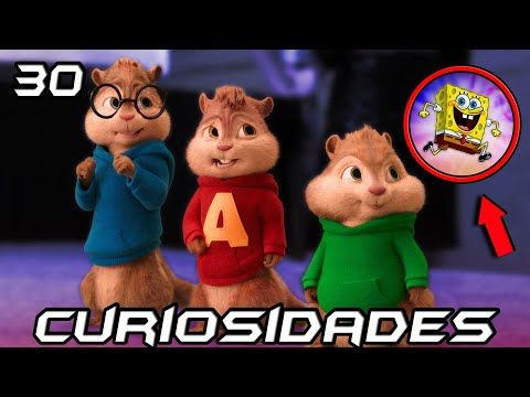 30 Curiosidades De Alvin Y Las Ardillas 1 2 3 4 Cosas Que Quizás No Sabías Youtube Ardillas Chipmunks Curiosidad