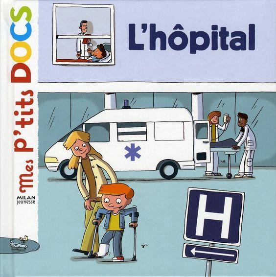 Amazon.fr - L'hôpital - Stéphanie Ledu, Patrick Chenot - Livres