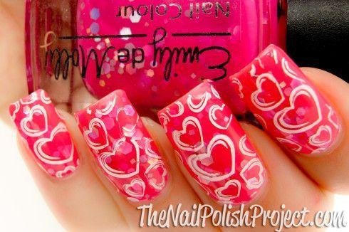 """I """"Heart"""" Nails~"""