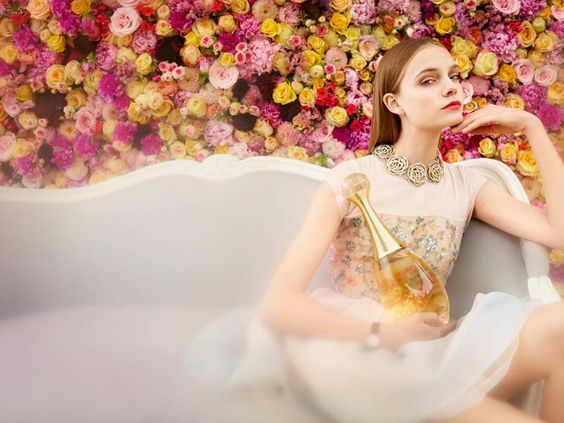 Nimue Smit Enchants in Dior s An Exceptional Christmas by Koto Bolofo_MUSE