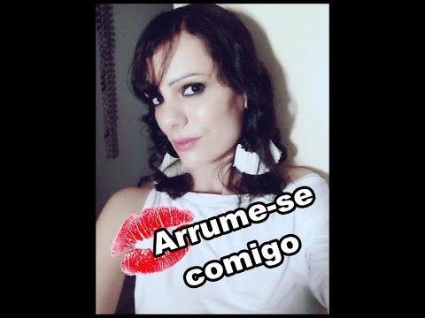 Arrume-se comigo - festa de aniversário | Luciana de Queiróz