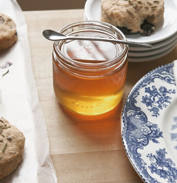 Blueberry Morning Biscuits with Rosemary + Honey | Biscuits, Journals ...