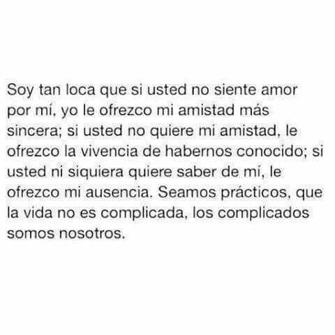 #Loca #Amistad #Sincera