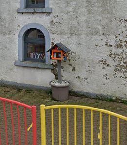 Boite à livres de Bastogne 4