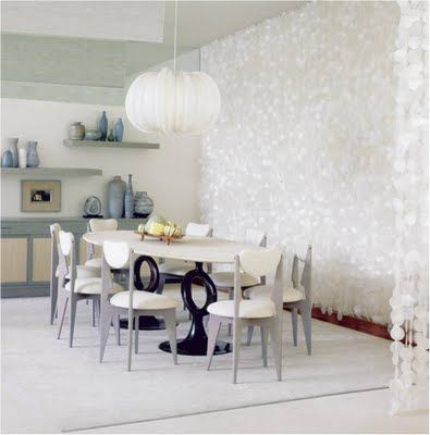 what a cool feature wall  Dream Home Interior Inspiration  Pinterest ...