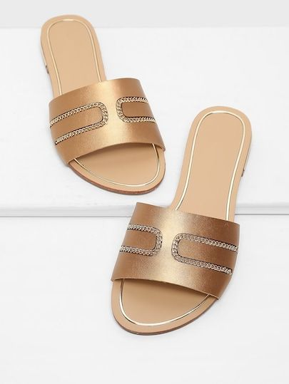 Gorgeous Summer Flat Sandals