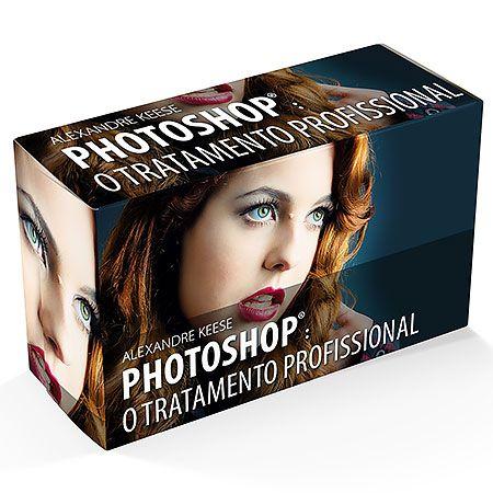 Este curso de Photoshop ensina os melhores comandos, ferramentas e processos usados no tratamento e edição de imagens profissionais, apresentado pelo especialista no assunto, Alexandre Keese.