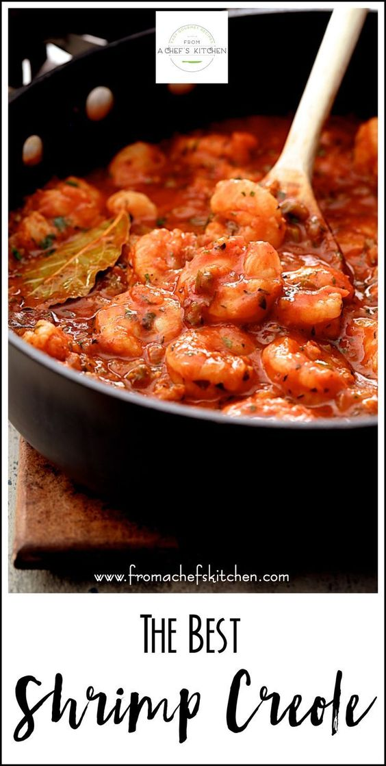 Sharing The Best Shrimp Creole!  Friends, this is IT!    No need to head down to the Big Easy for so