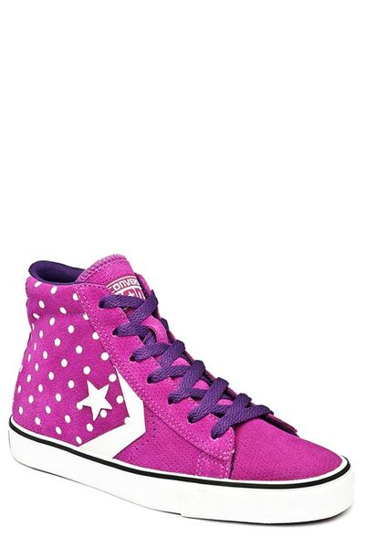 Converse Pro Leather Vulc Violeta - Converse en Estilomio