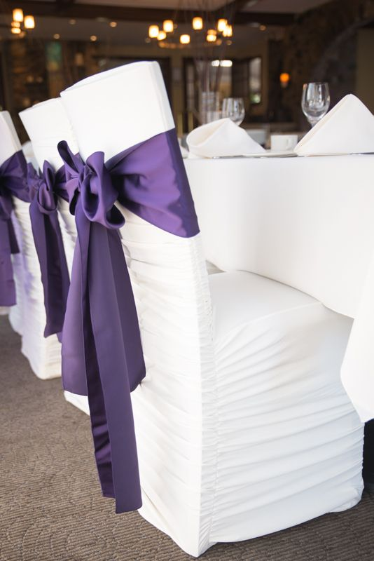 Purple Chair Sashes For Weddings Sex Glider Angie Billups A1billups On Pinterest