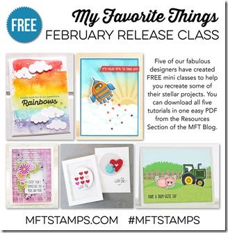 MFT February New Product Release!