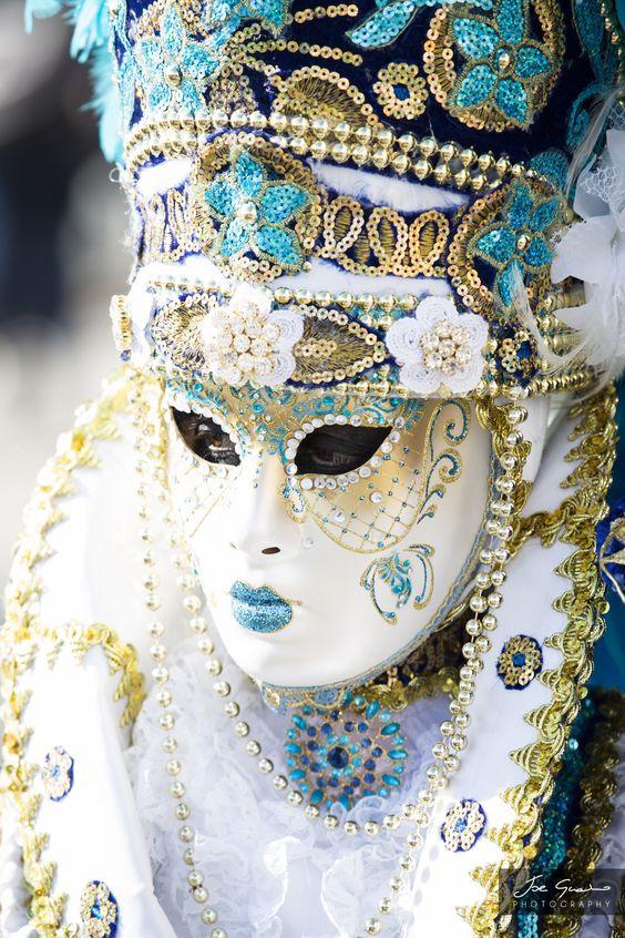 Pour retrouver le tableau MASCARAS de LUZ MARIA OROZO Venice Carnival 2013