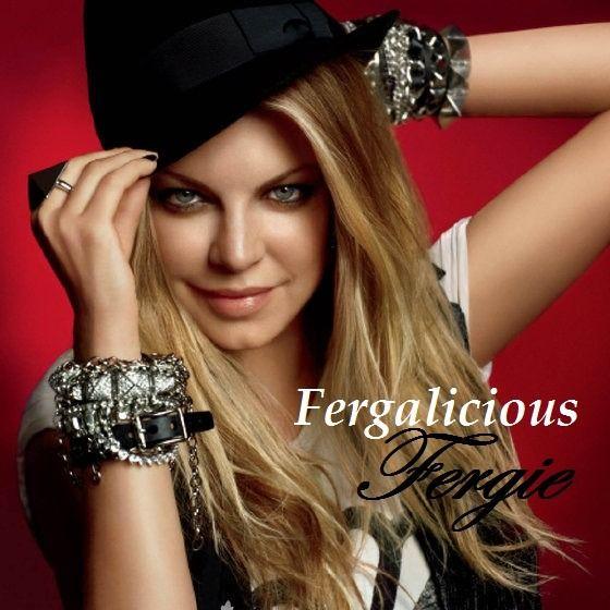 Fergie, will.i.am – Fergalicious (single cover art)