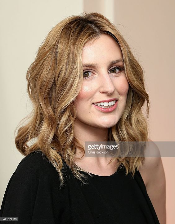 Actress Laura Carmichael attends The Downton Abbey Ball at The Savoy Hotel on April 30, 2015 in London, England.
