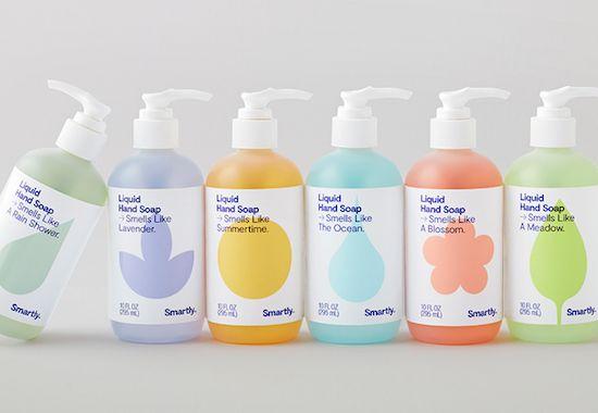 Hand Soap Packaging Liquid Hand Soap Cosmetics Brands